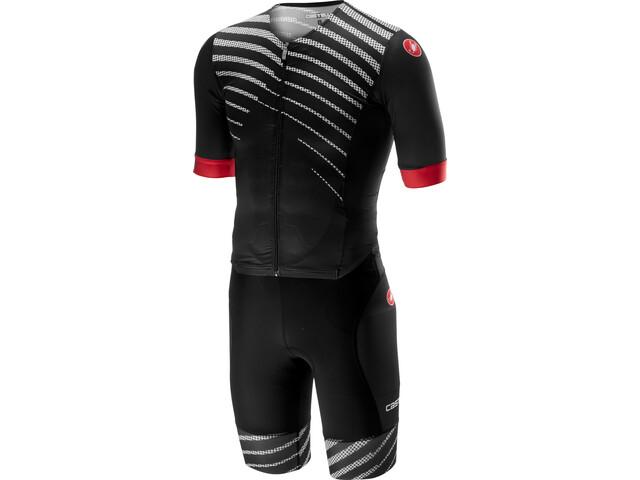 Castelli Free Sanremo SS Suit Herren black/black